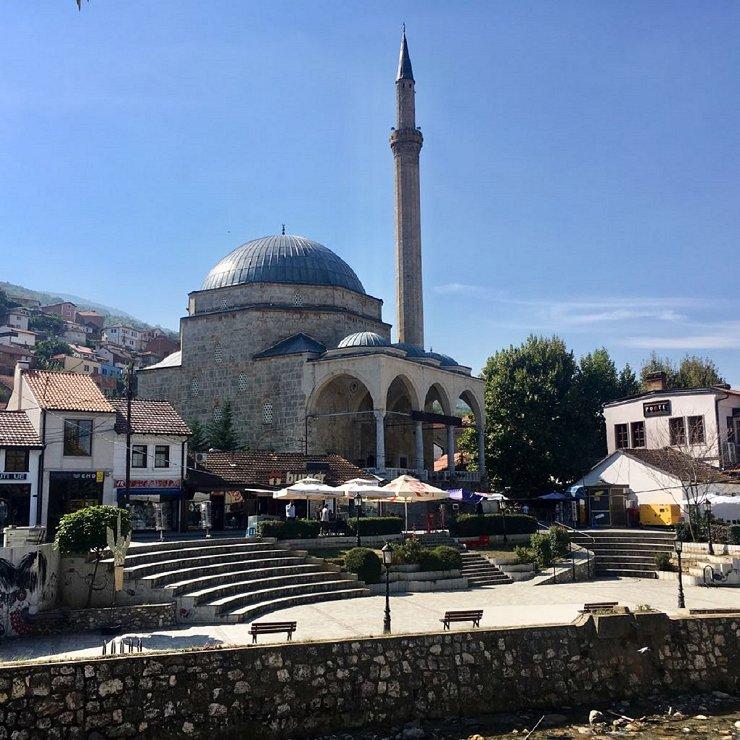 Moschea Sinan Pasha Prizren (foto di Gennaro Damato)